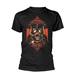 Motorhead T-shirt Orange Ace
