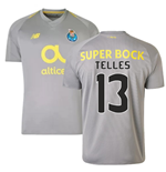 2018-19 Porto Away Football Shirt (Telles 13)