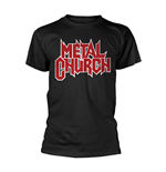 Metal Church T-shirt Logo