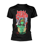 Metal Church T-shirt Fake Healer