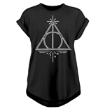 Harry POTTER: Deathly Hallows T-shirt (Unisex)