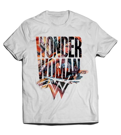 Wonder Woman T-shirt 328194