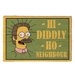 The Simpsons - Hi Diddly Ho Neighbour Doormat