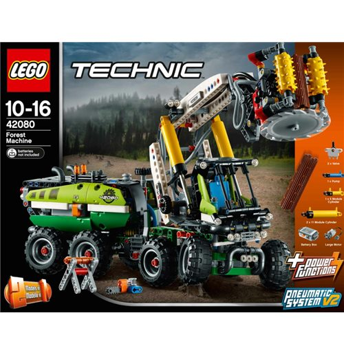 Lego 42080 - Technic - Forest Machine