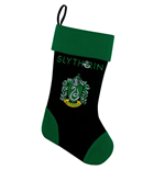 Harry Potter Christmas Stocking Slytherin 45 cm