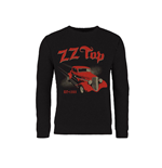 Zz Top Sweatshirt Eliminator