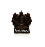 Lamb Of God Candles Phoenix - Black  (CANDLE)
