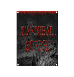 Cannibal Corpse Flag Skeletal Domain