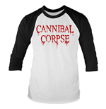 Cannibal Corpse T-Shirt Dripping Logo