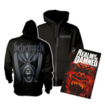 Behemoth Fan Pack Realm Of The Damned (ts + BOOK)