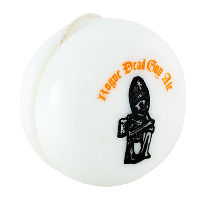 Dead Guy Ale Glow In The Dark Yo-Yo