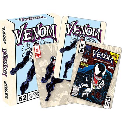 VENOM Playing Cards