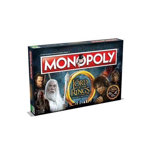 The Lord of The Ring Board game 328954