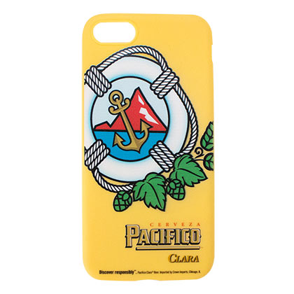 PACIFICO iPhone 7 Rubberized Cell Phone Case
