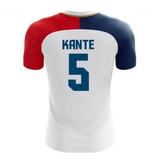 2018-19 France Away Concept Shirt (Kante 5) - Kids