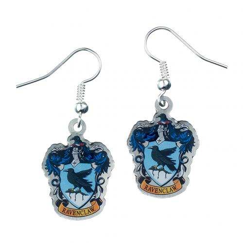 Harry Potter Silver Plated Earrings Ravenclaw