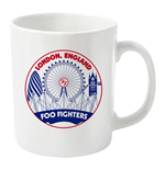Foo Fighters Mug Skyline (ltd EDITION)