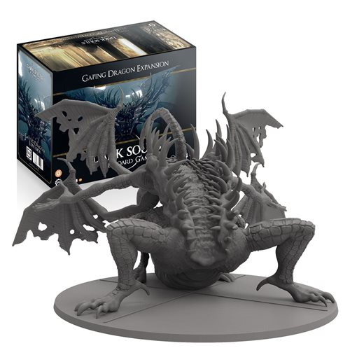 Dark Souls The Board Game Expansion Gaping Dragon