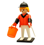 Playmobil Vintage Collection Figure Horse Rider 21 cm