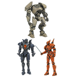 Pacific Rim Uprising Select Action Figures 18 cm Series 1 Assortment (8)