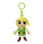 Legend of Zelda Plush Keychain Link (Wind Waker) 8 cm