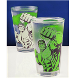 Marvel Colour Changing Glass Hulk