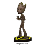 Avengers Infinity War Head Knocker Bobble-Head Groot 20 cm --- DAMAGED PACKAGING
