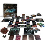 Alien vs. Predator Tabletop Game The Hunt Begins 2nd Edition *German Version*