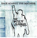Vynil Rage Against The Machine - The Battle Of Los Angeles