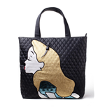 Disney - Alice In Wonderland Quilted Tote Bag