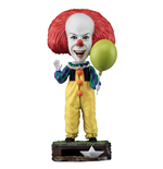 It - Pennywise 1990 - Head Knocker - 8 Inch