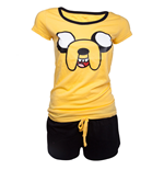 Adventure TIME: Jake Women's Shortama