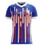 c26d1377c 2018-2019 Chile Away Concept Football Shirt (Kids)