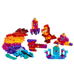 The LEGO® Movie™ 2 - Queen Watevra's Build Whatever Box!