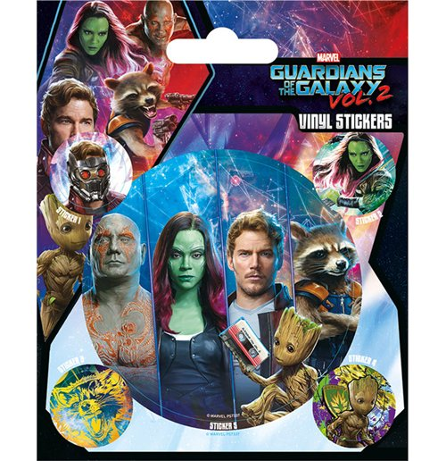Guardians of the Galaxy Sticker 331671