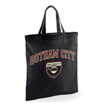 Batman - Gotham City University - Tote Bag Black