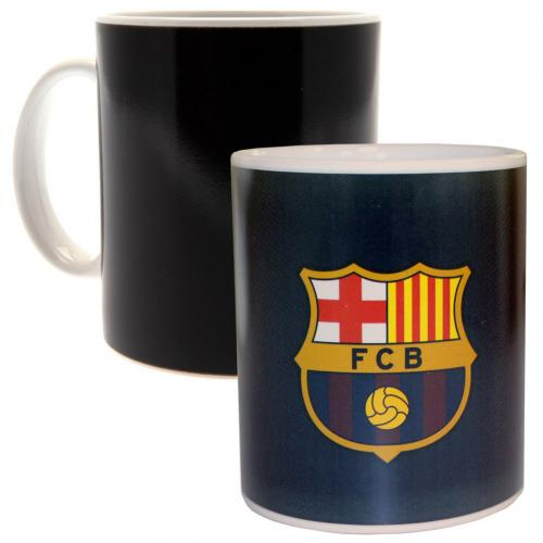 F.C. Barcelona Heat Changing Mug GR
