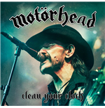 Vynil Motorhead - Clean Your Clock (2 Lp+Dvd)