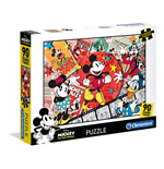 Mickey Mouse Puzzles 332049