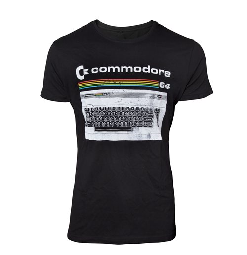 Commodore 64 T-shirt 332115