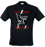 Black Sabbath T-shirt 332129