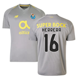 2018-19 Porto Away Football Shirt (Herrera 16)