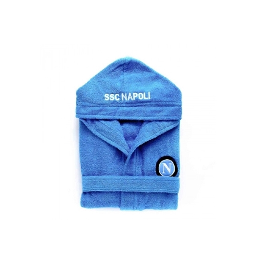 SSC Napoli Men's Bathrobe