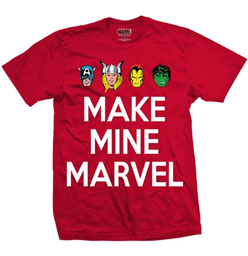 Marvel Superheroes T-shirt 332199