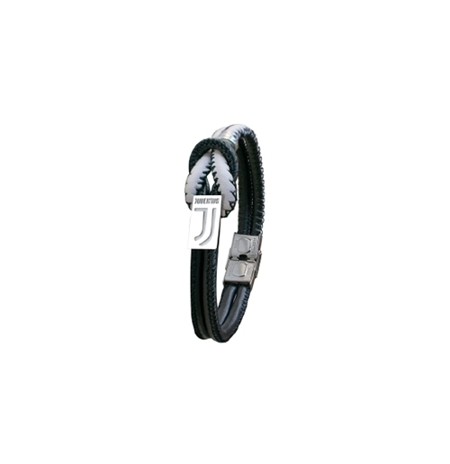 Juventus FC Leather Bracelet