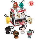 Star Wars Episode VIII Mystery Mini Plushies Plush Keychain 6 cm Display (18)