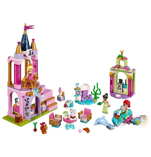 LEGO® Disney: Ariel, Aurora, and Tiana's Royal Celebration