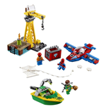 LEGO® Marvel Super Heroes™ Spider-Man: Dock Ock Diamond Heist