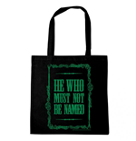 Harry Potter Tote Bag He Who Must Not Be Named