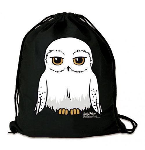 Harry Potter Gym Bag Hedwig
